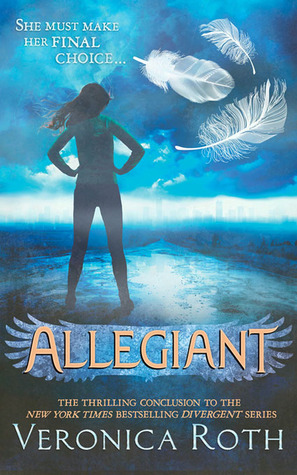 Review: Allegiant (Divergent #3) – Veronica Roth